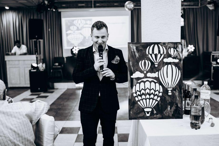 Евгений Жарков - Ведущий или тамада Прокат звука и света Организация праздников под ключ  - Киев - Киевская область photo