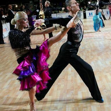Дарья - Танцор , Киев,  Спортивные бальные танцы, Киев Латиноамериканские танцы, Киев