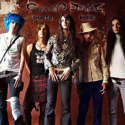 Crazy Juliet - Музыкальная группа , Одесса,  Рок группа, Одесса Рок-н-ролл группа, Одесса Альтернативная группа, Одесса