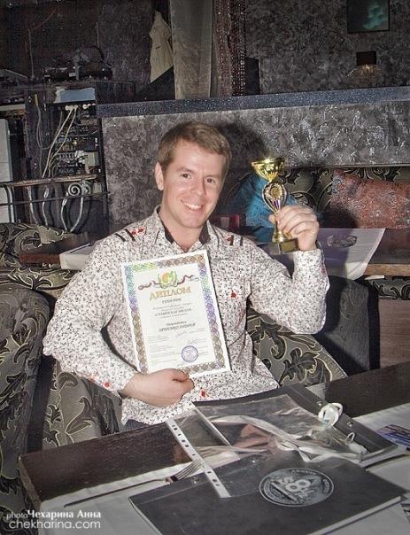 Андрей Ляшенко-Детистов - Ведущий или тамада Ди-джей Певец  - Москва - Московская область photo
