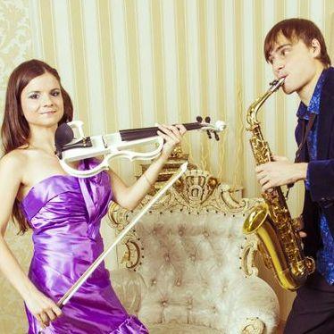 Скрипачка и саксофонист Reforte - Музыкант-инструменталист , Днепр,  Скрипач, Днепр Саксофонист, Днепр