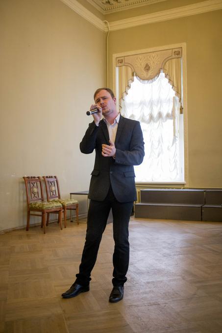 Андрей Торопов - Певец  - Санкт-Петербург - Санкт-Петербург photo