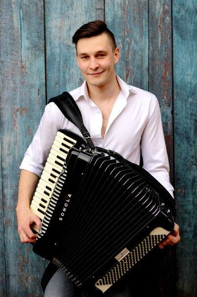 Акордеоніст Роман Воронка - Музыкант-инструменталист  - Львов - Львовская область photo