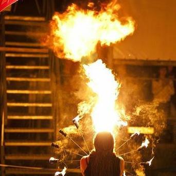 """шоу-проект """" Дыхание Дракона """" - Оригинальный жанр или шоу , Черкассы,  Фаер шоу, Черкассы"""