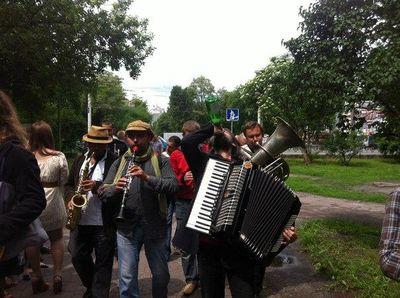 TOPORKESTRA - Музыкальная группа  - Киев - Киевская область photo