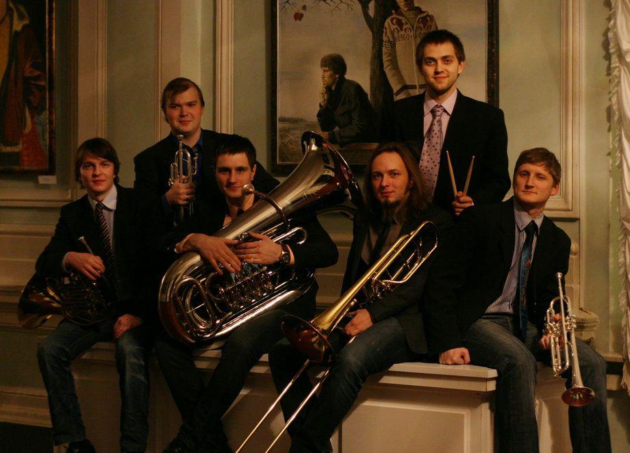 Духовой ансамбль Friendly Brass - Музыкальная группа Ансамбль  - Санкт-Петербург - Санкт-Петербург photo